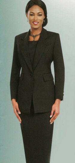 benmarc, 2295, black usher suit