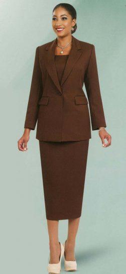 benmarc,usher suit,2295,brown