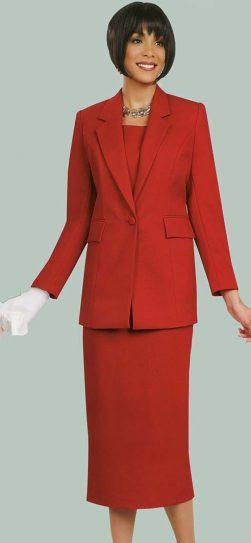 benmarc, 2295, red usher suit