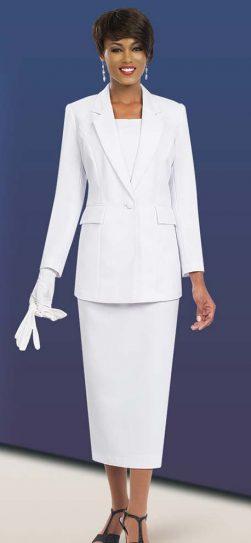 benmarc, 2295, white usher suit