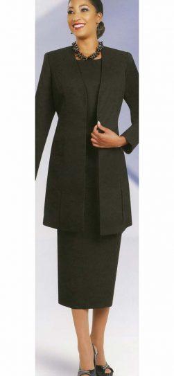 benmarc, 2296, black usher suit