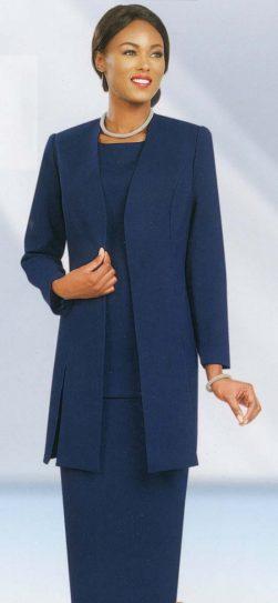 benmarc, 2296, navy usher suit