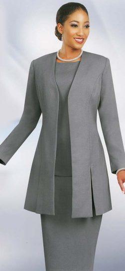 benmarc, 2296, silver usher suit