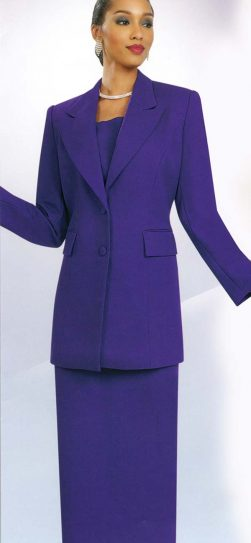 benmarc, 2299, purple usher suit