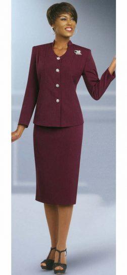 benmarc, 78096, burgundy usher suit