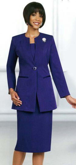 benmarc, 78099, purple usher suit