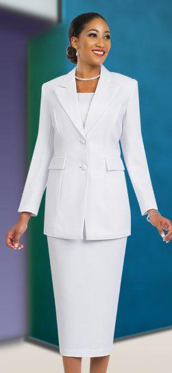benmarc, 2299, white usher suit