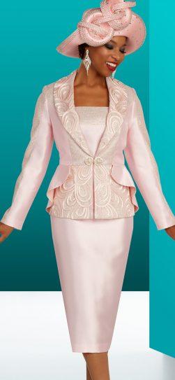 benmarc skirt suit 48311, pink skirt suit