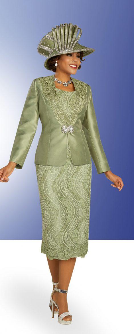 benmarc skirt suit, sage green skirt suit, 48314