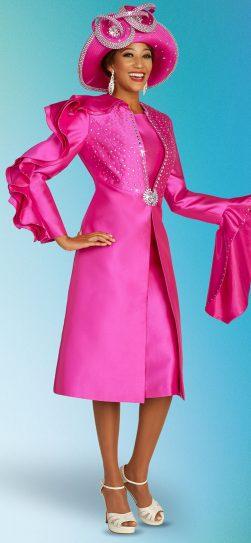 benmarc, 48362, fuchsia dress