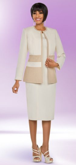 benmarc executive, 11795, wheat jacket dress