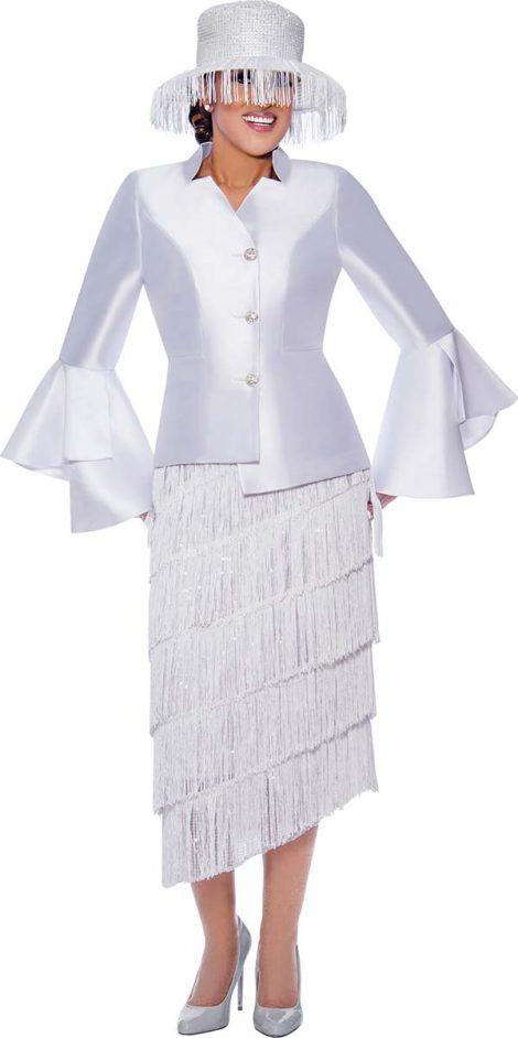 Dorinda Clark Cole, stunning church suit DCC9032