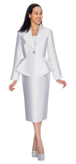 dress by Nubian,dn3082,white jacket dress