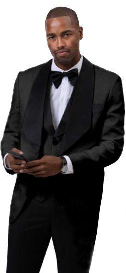 Black Blazer, EJ Samuel, Mens Blazer