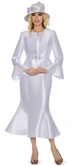 giovanna, g1086, flair skirt church suit