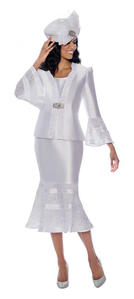 gmi, g8103, white church suit