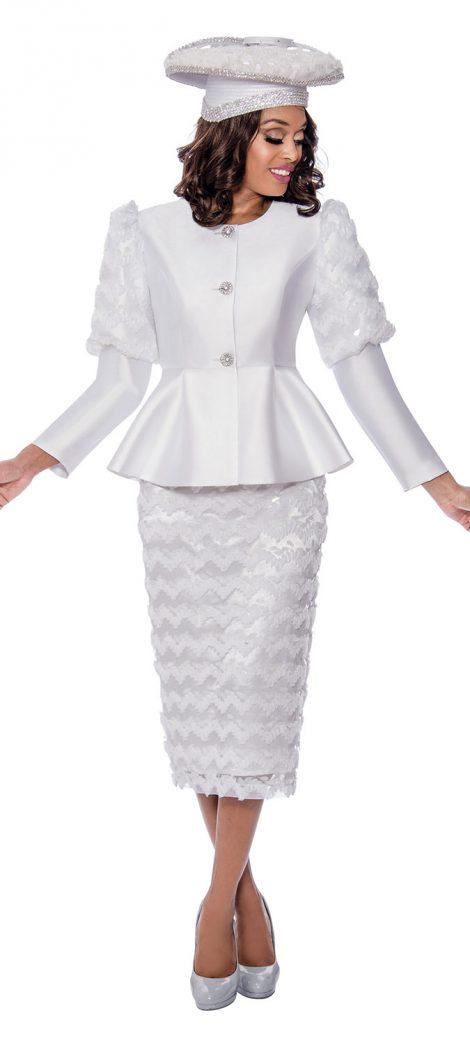 gmi, g8172, white skirt suit