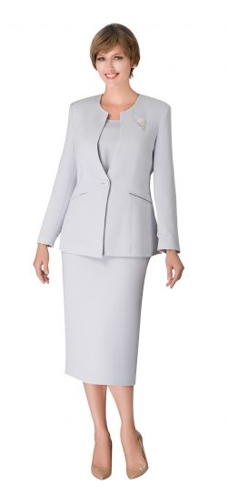giovanna, 0708, silver usher suit, silver church suit