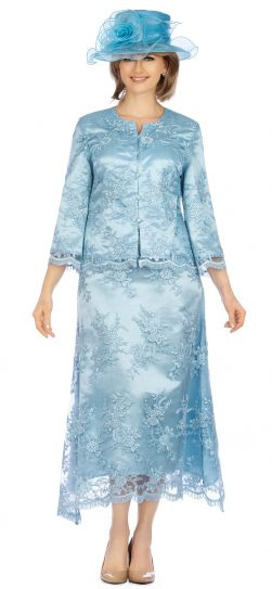 giovanna, 0947, ice blue dress