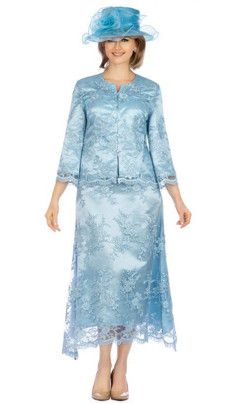 giovanna, 0947, ice blue dress