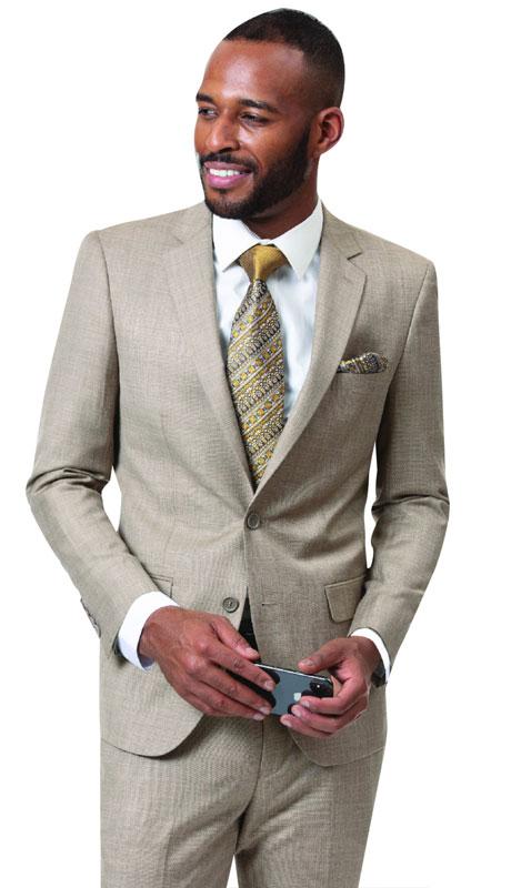 EJ Samuel, Men's Suit, 2 Piece Suit, Church Suits