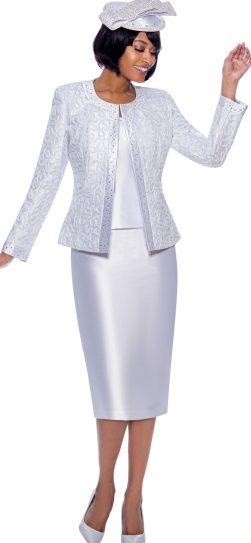 susanna, 3885, dressy white skirt suit