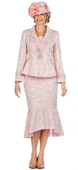 giovanna, 0936, pink skirt suit