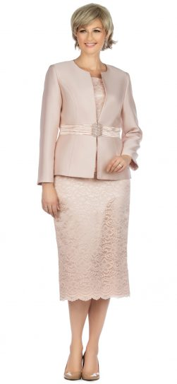 giovanna, g1083, pink church suit