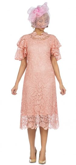 giovanna,d1511, pink lace dress