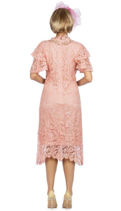giovanna, d1511, pink lace dress