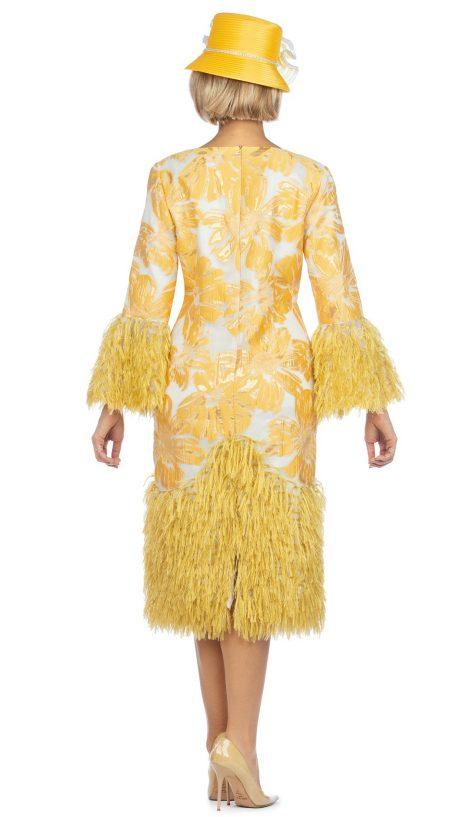 giovanna, d1531, gold dress