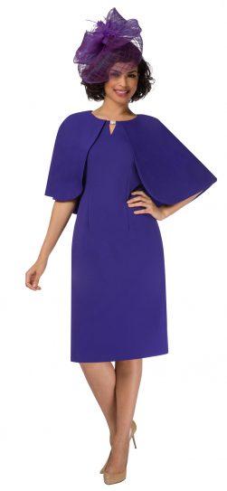 giovanna,d1482, purple cape dress