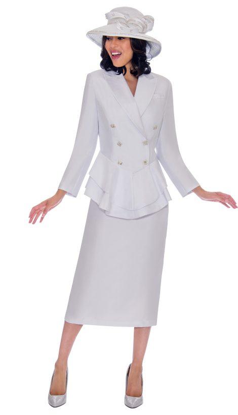 gmi-7612, white church suit