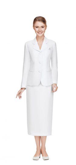 nina massini, skirt suit, 2417