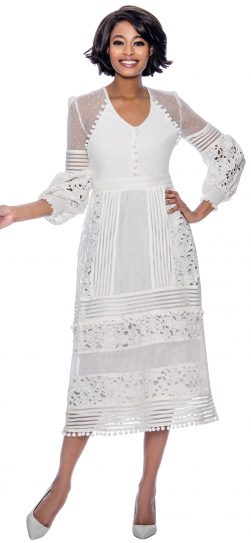 terramina, 7827, white summer dress