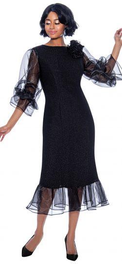 terramina, 7853, black dressy dress