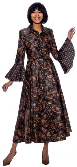 terramina, 7858, long bronze dress